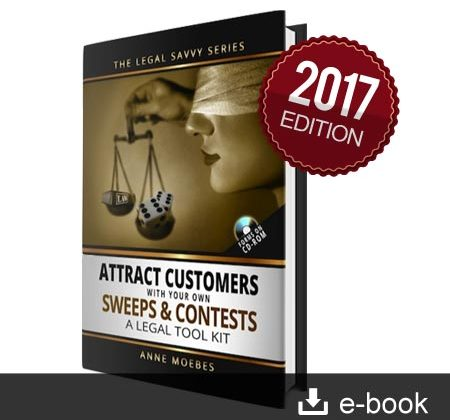 Attract customers sweeps and contests ebook
