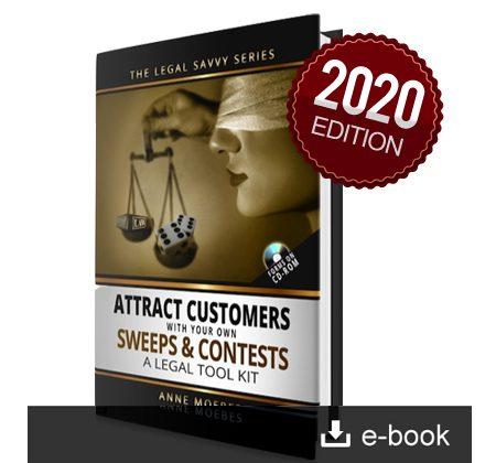 Book 1 e-book attract customers 2020